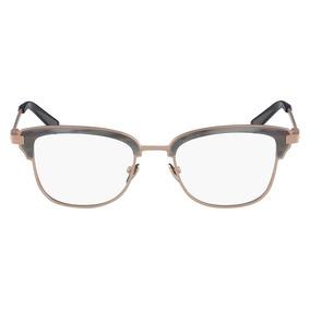 bb3289dc45b5c Óculos De Grau Calvin Klein Ck8066 047 51 Cinza rosa