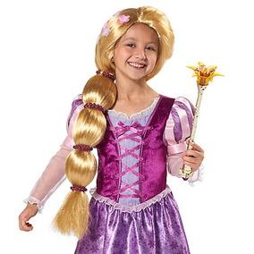 Rapunzel Peluca