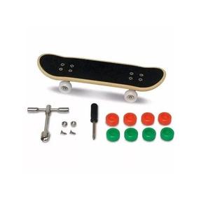 Skate De Dedo Profissional Fingerboard+kit Ferramenta