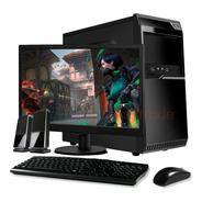 Pc Computadora Escritorio Gamer Completa Ssd Diseño Oficina