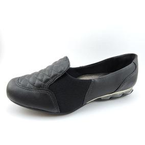 Sapato Feminino Couro Marca Campesí Linha Conforto Joanete
