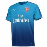 Camiseta Arsenal Suplente Y Titular 2018 Puma Oficial
