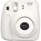 Fujifilm Instax Mini 8 Camara Instantanea Blanca