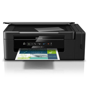 Impresora Epson Cargacontinua Color Multifuncional L396 Wifi