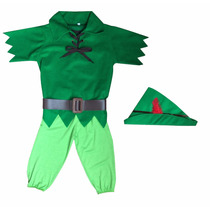 Disfraz Inspirado En Peter Pan
