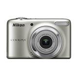 Cámara Nikon Coolpix L25 10.1mp Digital Silver