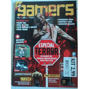 Revista-gamers Playstation:terror:número#06:resident Evil
