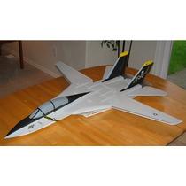 Aeromodelo-plantas De 8 Jatos P/depron C/manual+super Brinde
