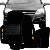 Tapete Carpete Bordado Chevrolet Vectra Sedan 2007/...