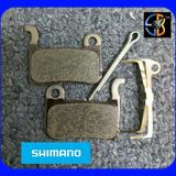Pastillas De Freno Shimano, Metal, Modelo A01s Xtr, Xt