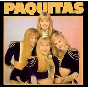 Cd Paquitas (discografia + Extras) - Xuxa - Paquitos
