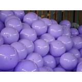Kit Com 20 Bolas De Vinil Para Decoração Festas Aniversários