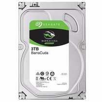 Hd 3tb Seagate Interno Pc Ou Dvr 7200rpm 64mb 6gb/s * Sata 3