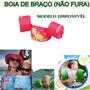 Boia De Braço-salva Vidas-não Fura Importado Pronta Entrega