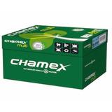 Caja Resma Papel Carta Chamex 75 Grs.