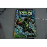 Qg= Panini Tropa Lanternas Verdes Novos 52 # 1(2013) Ascensa