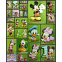 50 Souvenirs + Central Mickey Y Minnie Pluto Donald Daisy