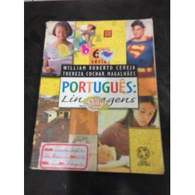 R/m - Livro - Portugues Linguagens - 6 Serie - Atual Editora