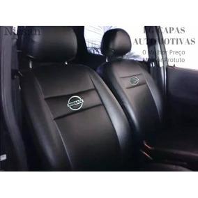 Capa Banco Carro Automotivo Couro Nissan Tiida 2007 A 2013
