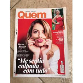 Revista Quem Alinne Moraes Eliana Daniel Dantas Karol Conka