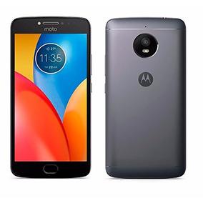Celular Libre Motorola Moto E4 Plus Gris 16gb Lector Huellas