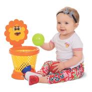 Brinquedo Bebê Infantil Basquete Basket Ball Baby Mercotoys