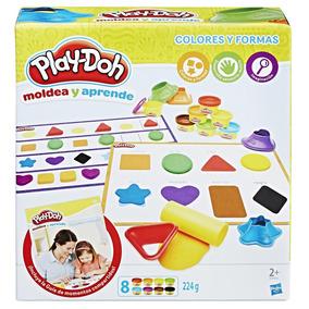 Play-doh Colores Y Formas