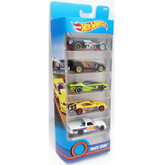 Pack Hot Weels Hot Tuners 5 Autos Autitos - Bestoys