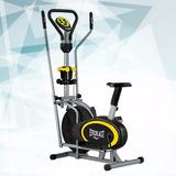 Bicicleta Elíptica Everlast Mtdp-20206 C/ Pesas Multi-gym