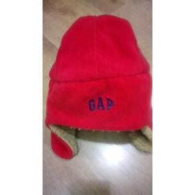 Chapéu De Frio Gap Cobre As Orelhas Tam. G Criança Vermelho