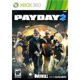 X360 Payday 2 W45