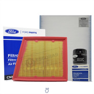 Kit Filtros De Aceite + Aire + Polen Ford Ka - Original