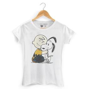 Camiseta Desenho Animado Snoopy Lana - Camisetas e Blusas para ... d90ed768037