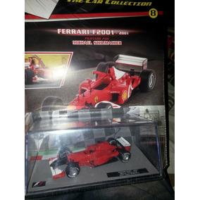Fórmula 1 N°8 Ferrari F2001 Michael Schumacher (1:43) Salvat
