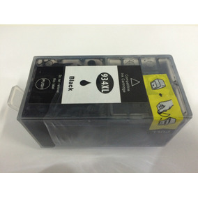 Cartucho Tinta 934xl Black 58ml Hp Officejet Pro 6830 E 6230