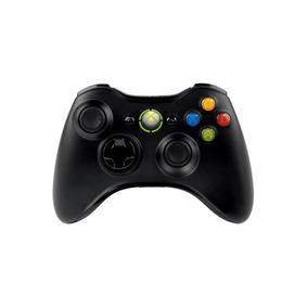 Control Inalambrico Para Xbox 360 Y Pc Microsoft +adpatador