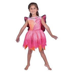 Disfraz Mariposa De Barbie Y La Princesa De Las Hadas