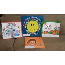 Lote Com 4 Livros Paradidáticos Ens. Infantil Pré Ii