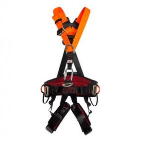 Cinturão Paraquedista/abdominal Regulagem Total E 5 Pontos