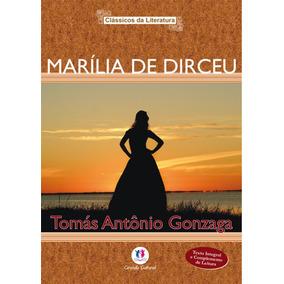 Livro - Marília De Dirceu # Frete Gratis