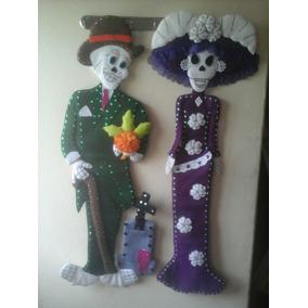 Figuras De Fieltro De Halloween Juego De Catrines