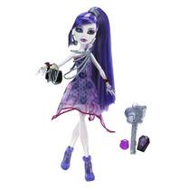 Monster High Punto Muerto Spectra Preciosa Muñeca Vondergei