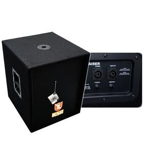 Subwoofer Ksr 18 Pul Pasivo Audio Profesional 350w Rms Wow