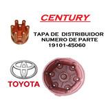 Tapa De Distribuidor Toyota Motor 3f Marca Century Japonesa