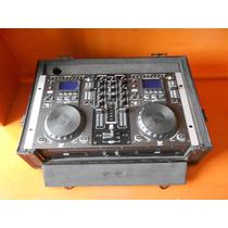 Mezclador Profesional Geminis 3600 Con Case Original (5)