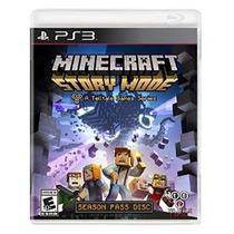Minecraft: Modo Historia - Temporada Disco - Playstation 3
