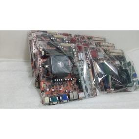 Kit Placa Mãe Gamer Edition Phenom Am3 X4+4gb Quad Core 925