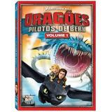 Dvd Dragões Pilotos De Berk Volume 1 Novo Lacrado ##