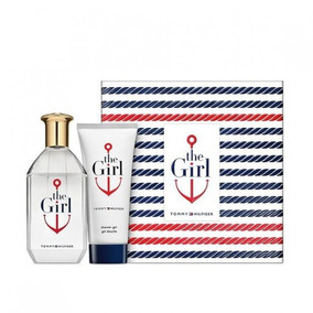 Estuche Original Tommy The Girl Mujer 2pzs 100ml Edt + Jabon