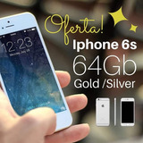 Iphone 6s 64gb Ofeerta!gold Cajasellada Usd490 Cont